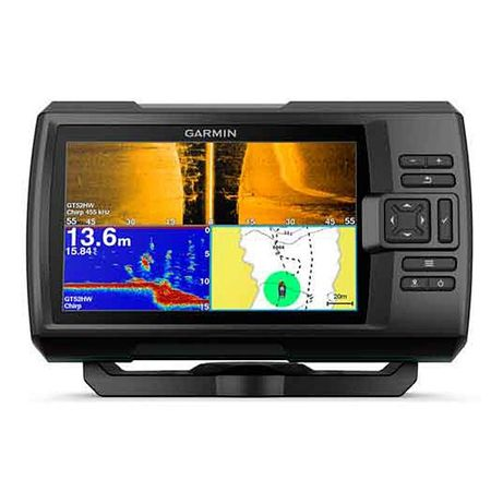 ЕхолотЭхолот с GPS Garmin Striker Plus 7 SV + GT52-TM 010-01874-01