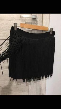 Czarna spódniczka H&M roz.38