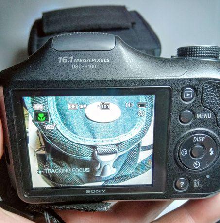 Фотоаппарат SONY DSC-H100