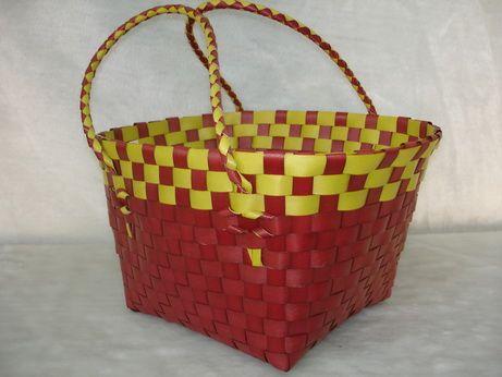 Садовая корзина плетеная для фруктов для магазина для цветов