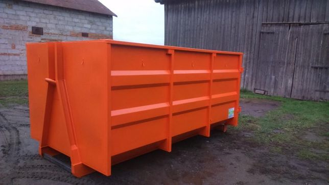 kontener hakowy kp 10 hakowiec,kontenery pod klienta na zamówienie