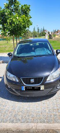 SEAT Ibiza 1.4 preto
