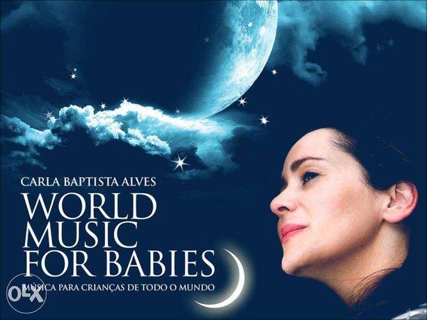 CD World Music for Babies - Carla Baptista Alves