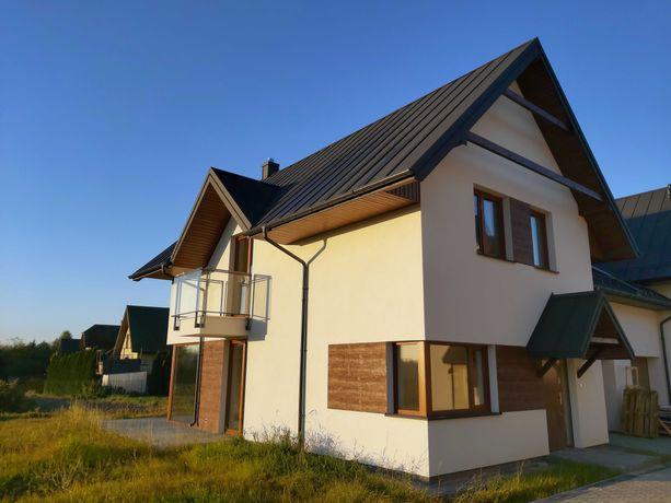 Dom w zabudowie bliźniaczej gotowy 144m2