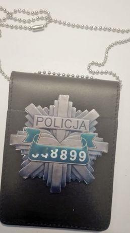 Odznaka POLICYJNA *Kolekcjonerska**Komplet