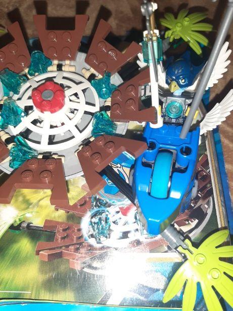 Lego Chima Затяжной прыжок 6-12 лет (оригинал)