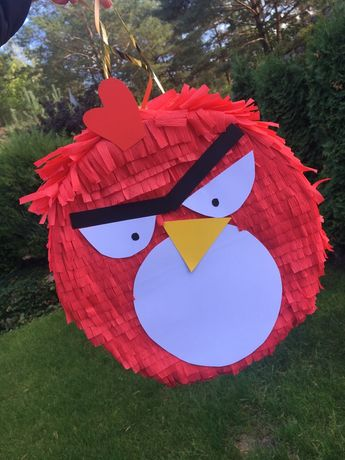 Piniata AngryBirds