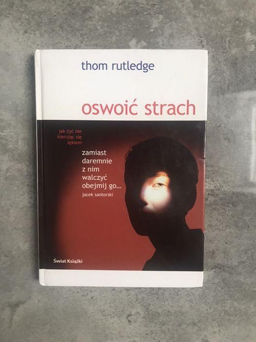 Ksiazka Oswoic Strach . Olsztyn - image 1