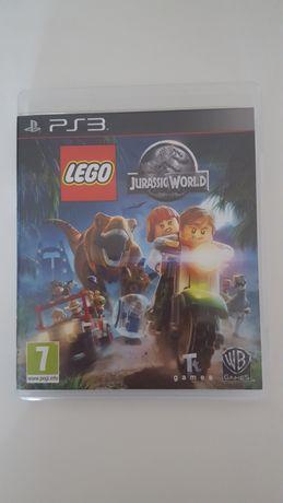 Gra oryginalna Lego Jurassic World PlayStation PS 3