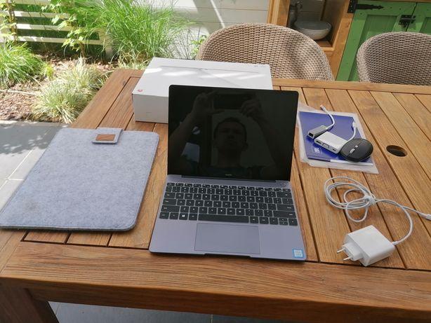 HUAWEI MateBook 13 WRT-W29 intel i7 8gb 512gb ssd Win10 gwarancja