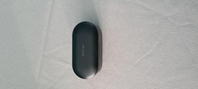Słuchawki bezprzewodowe QCY.Używane kilka razy.Stan jak nowy .