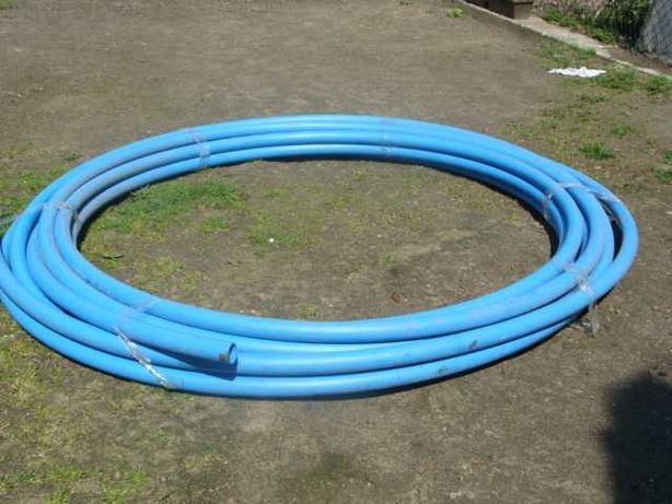 Rura na przyłącze wodociągowe PE50x3,7