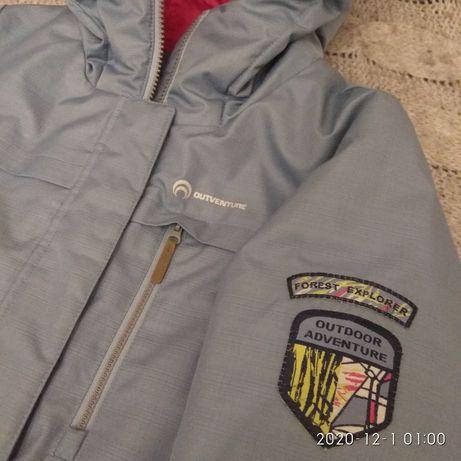 Куртка для дівчинки, casual-sport