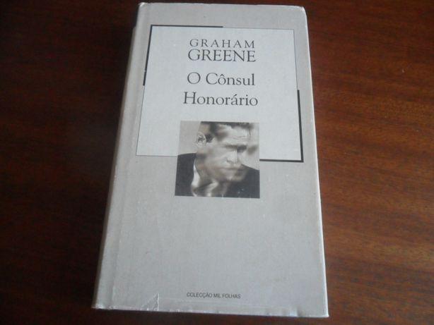"""""""O Cônsul Honorário"""" de Graham Greene"""