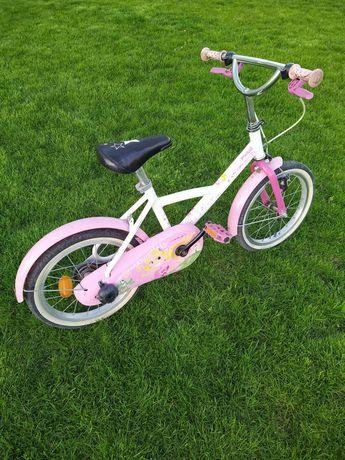 Rower dla dziewczynki 16''