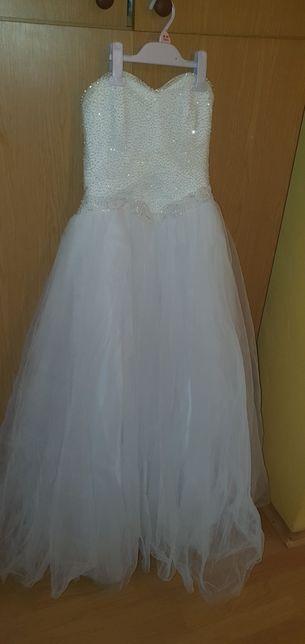 Sukienka ślubna OKAZJA!