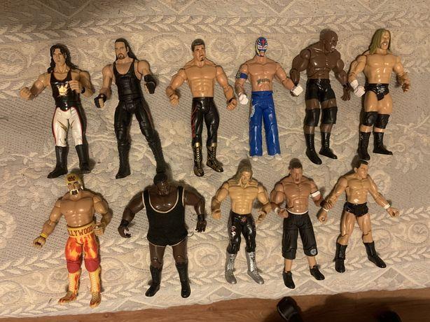 11 Figuras Wrestling oficiais