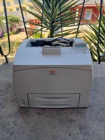 Oki B6200 impressora laser
