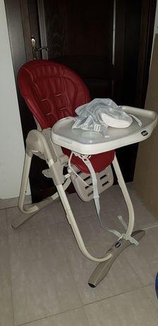 Krzesełko do karmienia Chicco 3w1, nowe poszycie