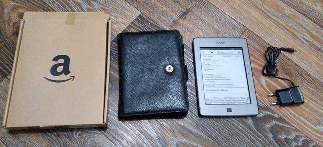 Электронная книга  Amazon Kindle + чехол в подарок