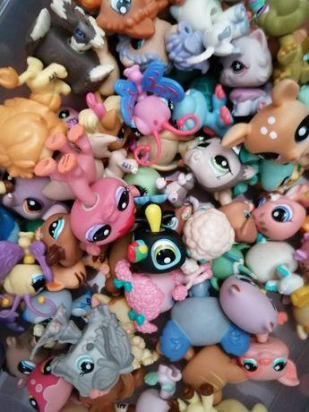 Lps littlest pet shop mystery box 5 sztuk