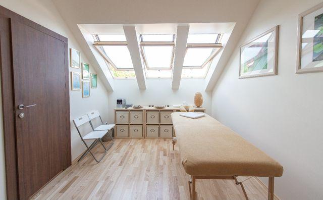 Gabinet masażu i naturoterapii z łazienką, Kraków