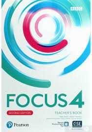 Focus 4 (2nd edition) Teacher's Book