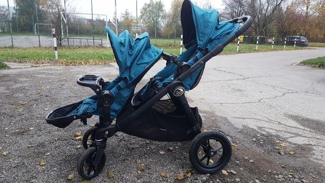 Wózek podwójny Baby Jogger City Select