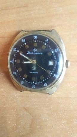 Часы командирские Чистополь заказ МО СССР AU