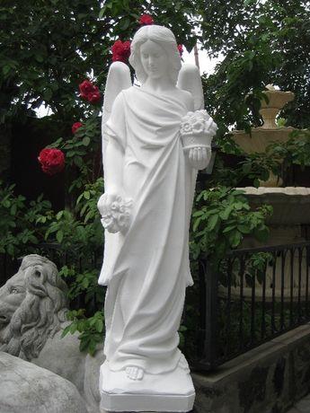 Скульптура ангела из высококачественного бетона
