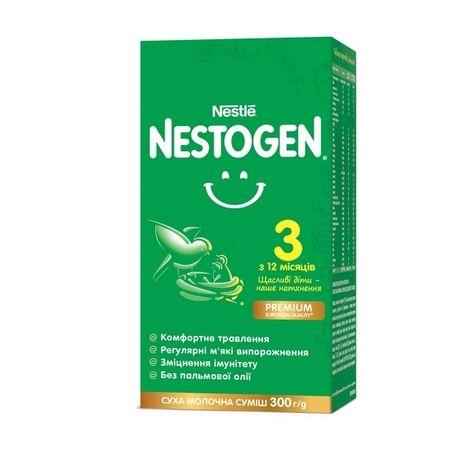 Сухая молочная смесь Nestogen 3 (с 12 мес)
