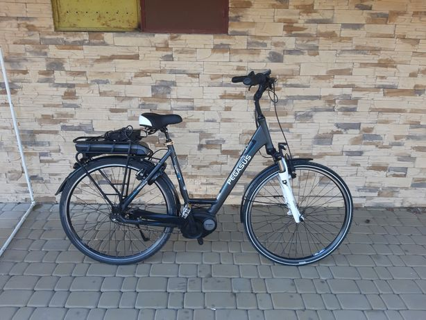 """Rower elektryczny PEGASUS BOSCH 28"""" w BDB stanie ALU!!!"""