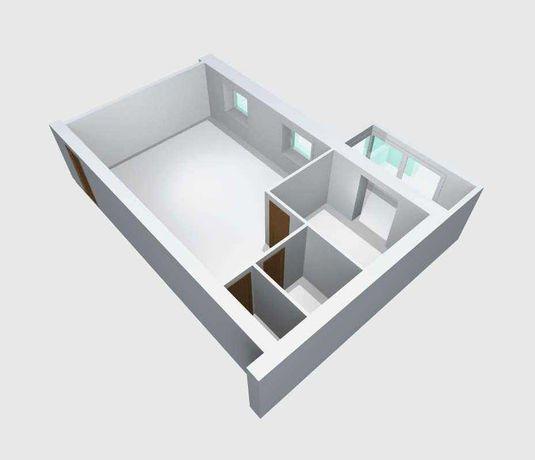 Продам видовую квартиру в ЖК Брама  1  после строителей
