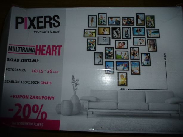 Multirama HEARTPixers