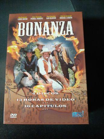 Bonanza Temporadas 1, 2 e DVD's sortidos