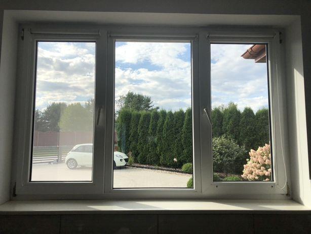 Okno PCV 125x195