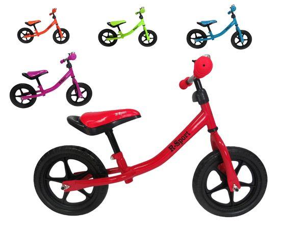 Rower Rowerek Biegowy dla Dzieci LEKKI Koła EVA IDEALNY NA PREZENT!Row