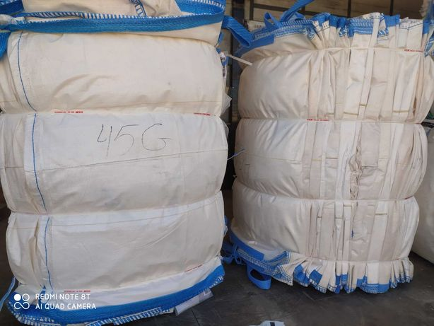 big bag bags 160 cm wysokości do drewna !
