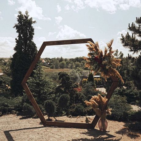 Арка, свадебная арка