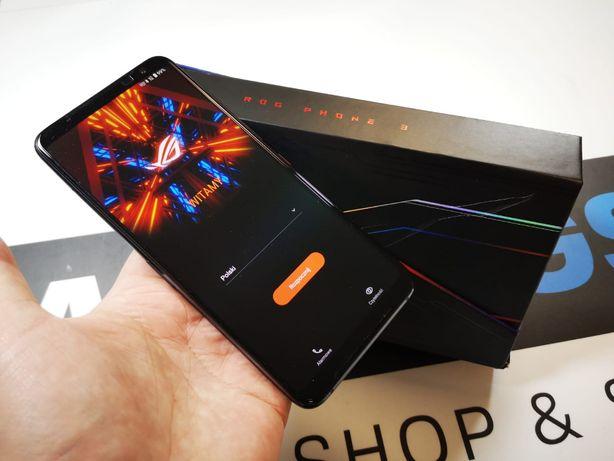 """Sklep Jak nowy Asus RogPhone 3 5G 8GB 256gb 6,59"""" SDM856 2,842GHz))"""