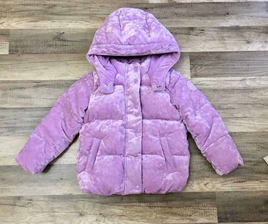 Новая Зимняя куртка Пуховик Gap на девочку 5 лет