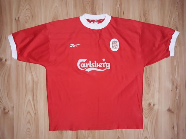 Koszulka Reebok XL/XXL 46 Liverpool Anglia England 1998