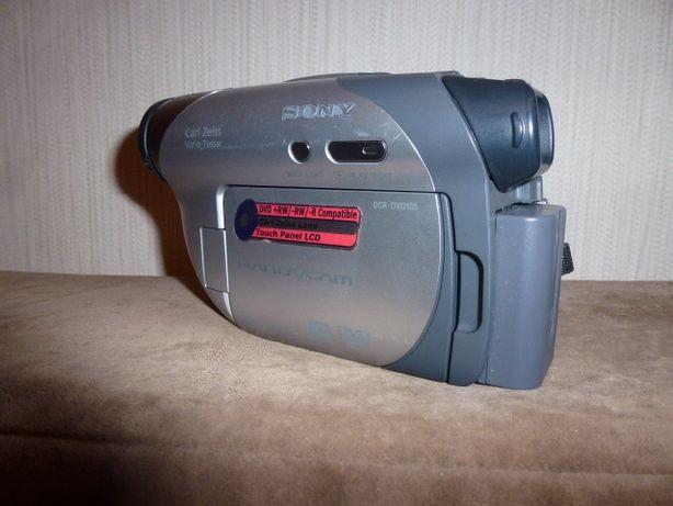 Kamera Sony DCR-DVD 105 E