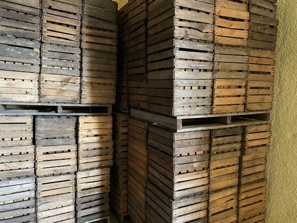 Skrzynki drewniane skrzynak drewniana