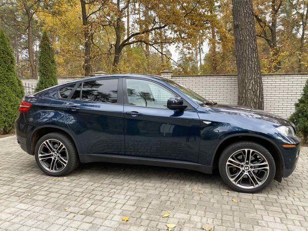 BMW X6 чистокровный американец