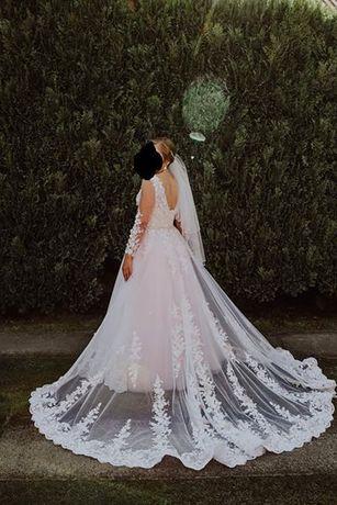 Przepiękna suknia ślubna Magnolia