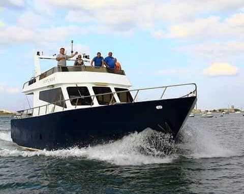 Passeios de barco no Tejo-Marítimo Turística