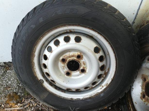 Зимняя резина с дисками, резина в сборе, колеса, Goodyear