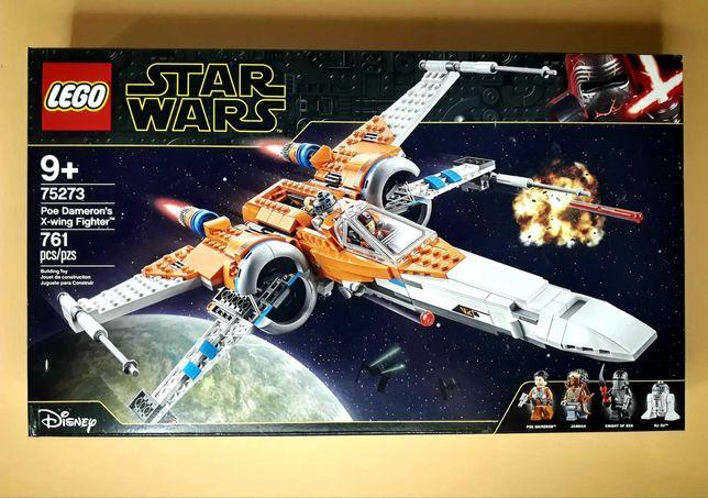 Конструктор LEGO Star Wars Истребитель типа Х По Дамерона (75273)