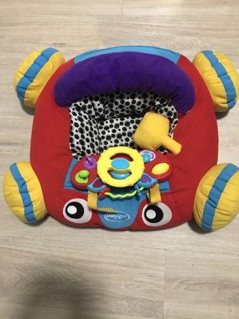 Sofazinho/ carrinho crianca e mesinha de atividades e outros